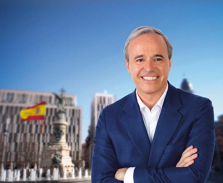 Jorge Azcón alcalde Zaragoza